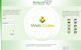 AAZ Interactive se met en quatre pour le Webcube MoneyLine