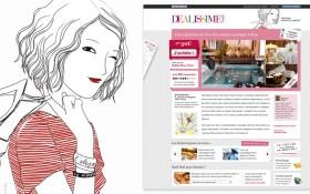 Dealissime.com : le site des bons plans féminins