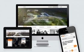Le site d'ADPI prend son envol avec Zee Agency