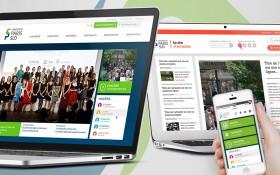 Zee Agency designe le nouveau site de l'Université Paris-Sud