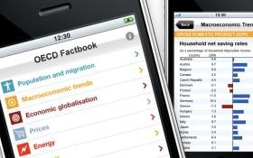 L'OCDE entre dans l'univers de l'internet mobile