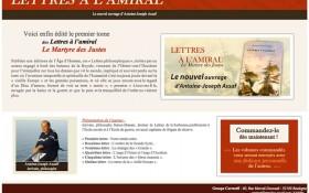 Lancement du site d'Antoine Assaf