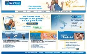 AAZ Interactive assure la refonte complète du site italien d'Audika