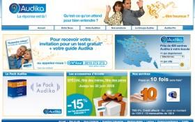 Audika change de charte graphique
