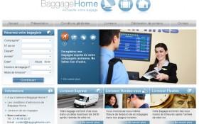 AAZ Interactive dans les valises de Baggage Home