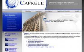 Lancement du site www.caprele.fr