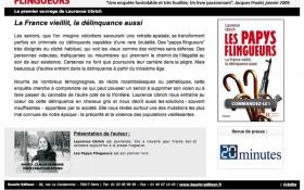 Lancement du mini-site éditorial Les Papys Flingueurs