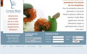 AAZ Interactive signe la refonte du site internet de Cordon Blanc