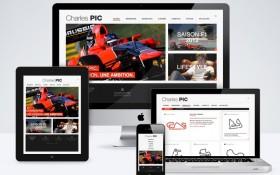 Zee Agency roule en F1 avec Charles Pic