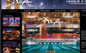 AAZ Interactive réalise le site internet du Duplex.