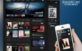 Zee signe la conception de la billetterie d'EuropaCorp Cinémas