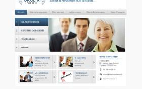 Forge RH Conseil recrute Aaz Interactive pour la création de son site