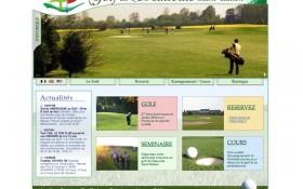Le site internet du Golf de Deauville ouvre ses portes