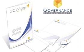 Conception de la charte graphique de Governance Technologies