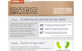 iTinSell : Aaz Interactive assure la création graphique de l'emailing iTrack®