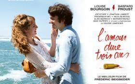 « L'Amour Dure Trois Ans » et plus avec EuropaCorp et Zee Agency