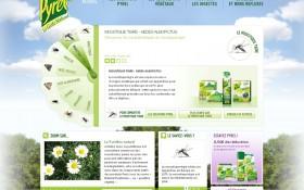 Pyrel et Zee Agency chassent les insectes sur internet !