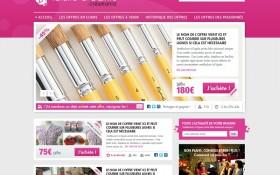 Zee Agency signe le design haut en couleurs du site Crewmania