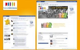 'Le Tour à la Télé' : Zee Agency réalise le quizz de la fan Page Facebook pour France Télévisions