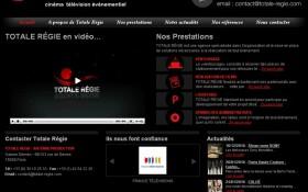 Le renouveau du site Totale Régie