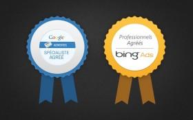 Zee Media obtient 2 certifications : AdWords et Bing Ads !