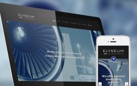 Zee Agency signe la refonte du site Elyseum Investment