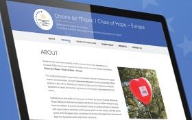 Création de La Chaîne de l'Espoir Europe