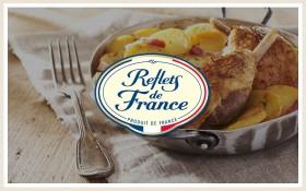 Voyage culinaire international avec Reflets de France